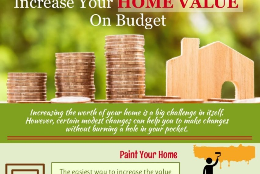 Increase Your Home Value On A budget - Williams Landmark Real Estate