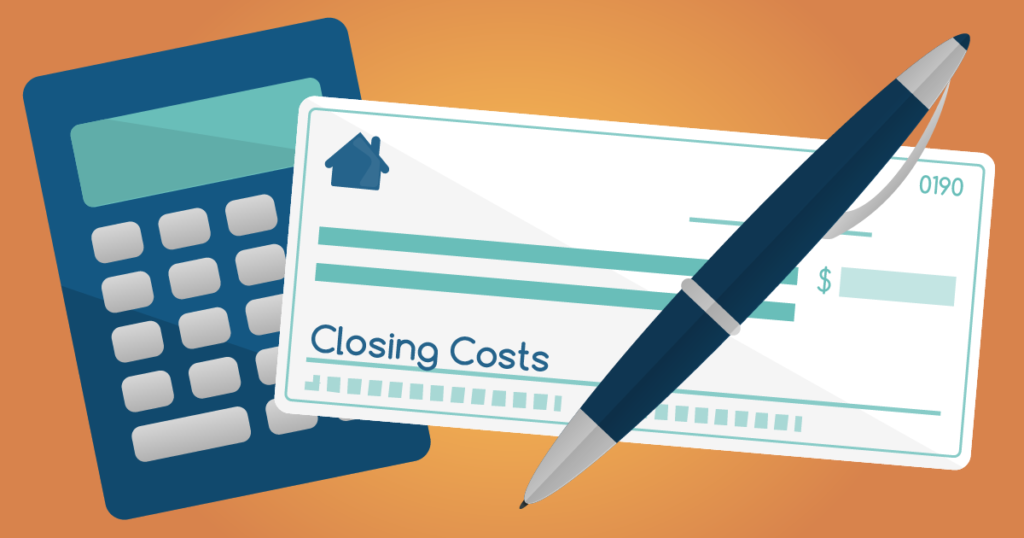 Typical buyer Closing costs - Williams Landmark Real Estate